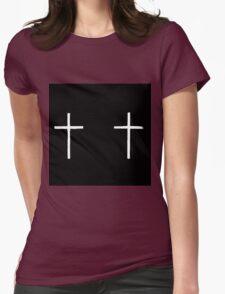 white crosses T-Shirt