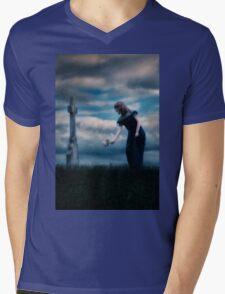 mourning Mens V-Neck T-Shirt