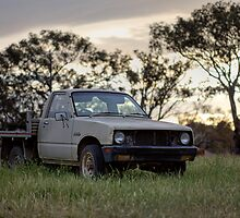 Paddock Ute by Josh Boucher