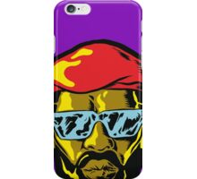 MAJOR  iPhone Case/Skin
