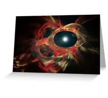 Eye of God Greeting Card