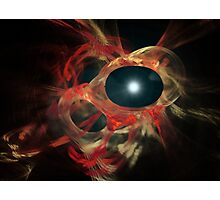 Eye of God Photographic Print