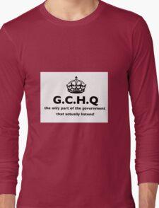 G.C.H.Q Long Sleeve T-Shirt