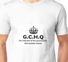 G.C.H.Q Unisex T-Shirt