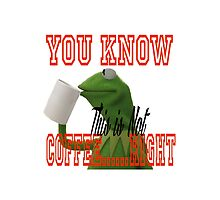 This is not coffee by Darryl Pickett