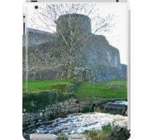Castle in Athenry Ireland iPad Case/Skin