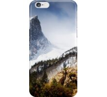 Winter's Valley iPhone Case/Skin