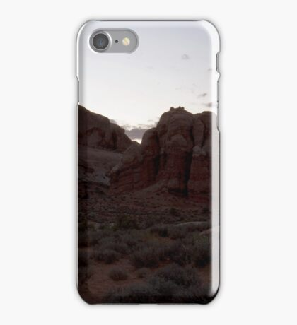 Stone Silhouette iPhone Case/Skin