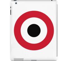 Roundel of Libyan Air Force, 1969-1977  iPad Case/Skin