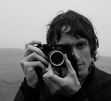 Andrew as Photographer by Philip  Rogan