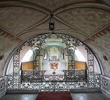 The Italian Chapel, Orkney by R. F.  Simpson