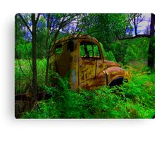 Rusty Canvas Print