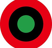 Roundel of Libyan Air Force, 1959-1969 by abbeyz71