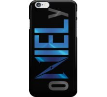 oNIELy iPhone Case/Skin