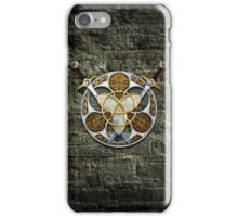 Celtic Shield and Swords iPhone Case/Skin