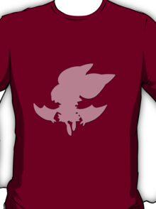 Noibat Pokémon #714 Shape (Silhouette) T-Shirt