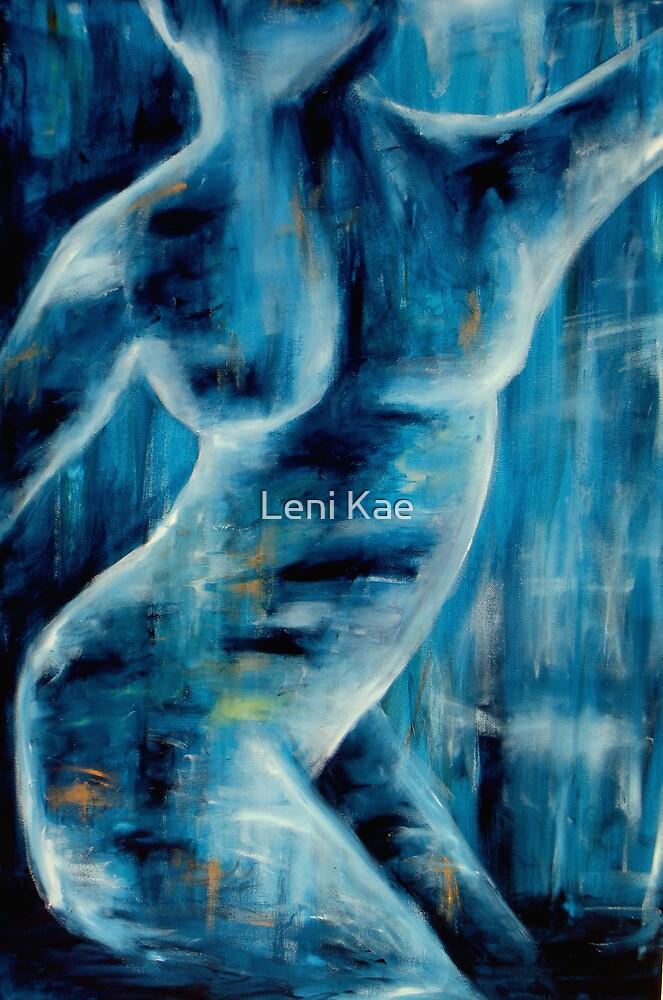 Bathing Beauty  by Leni Kae