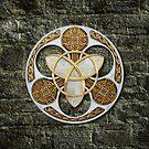 Celtic Trinity Shield by Packrat