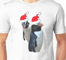 MR & MRS PENGUIN CLAUS    TEE Unisex T-Shirt