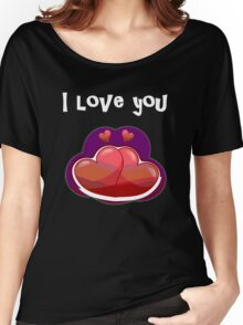 I love you Women's Relaxed Fit T-Shirt
