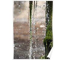 Simply, a waterfall !! Poster