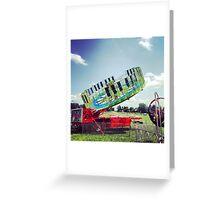 Carnival Greeting Card