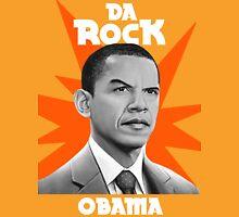 Da Rock Obama Unisex T-Shirt