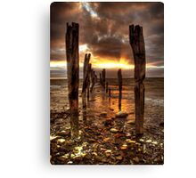 Kangaroo Island Sunrise Canvas Print