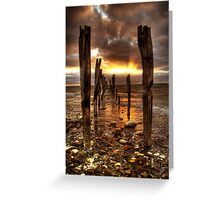 Kangaroo Island Sunrise Greeting Card