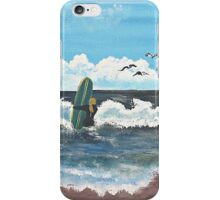Who Needs A Wet Suit............ iPhone Case/Skin