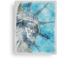 Crown of Liberty Canvas Print