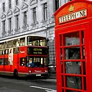 london with a touch of colour by studenna