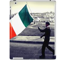 Is Eireannach Me- I am irish iPad Case/Skin