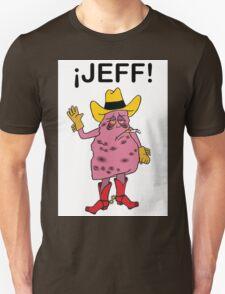 Meet Jeff the Diseased Lung! T-Shirt