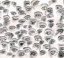 Eyes by Aaron Kittredge