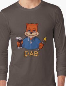 Squirrel Dab Long Sleeve T-Shirt