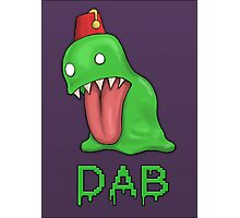 Monster Dab Photographic Print