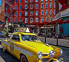 tacotaxi by andalaimaging