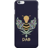 Alien Bee Dab iPhone Case/Skin