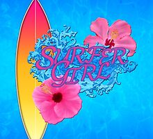 Surfer Girl by Packrat
