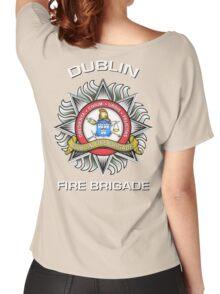 Dublin Fire Brigade Women's Relaxed Fit T-Shirt