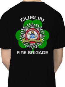 Dublin Fire Brigade w/ Shamrock Classic T-Shirt