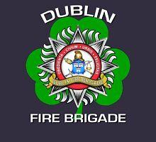 Dublin Fire Brigade w/ Shamrock Unisex T-Shirt