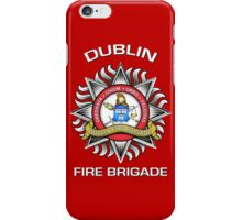 Dublin Fire Brigade iPhone Case/Skin