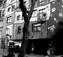 Hundertwasser by manahmanah
