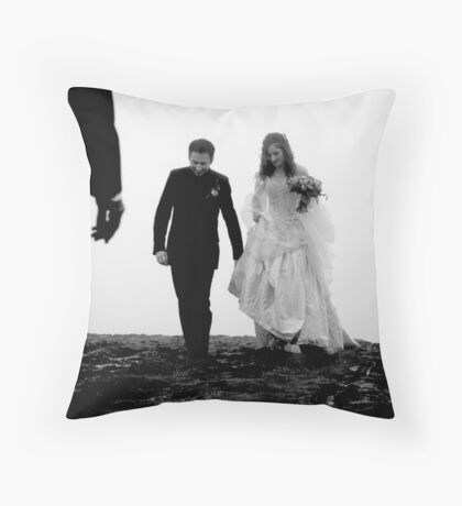 A Short Walk for a Long Life Throw Pillow