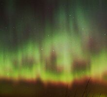 Northern Lights 6 by Richard Hanley www.scotland-postcards.com