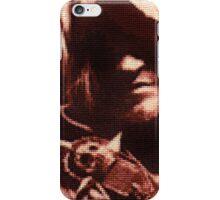 Edward Kenway Stitched look iPhone Case/Skin