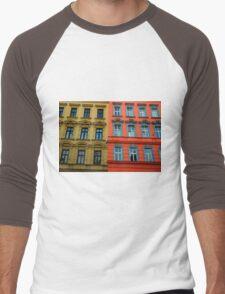Windows Men's Baseball ¾ T-Shirt