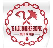 Pudge Meat Hook Dota 2 Poster